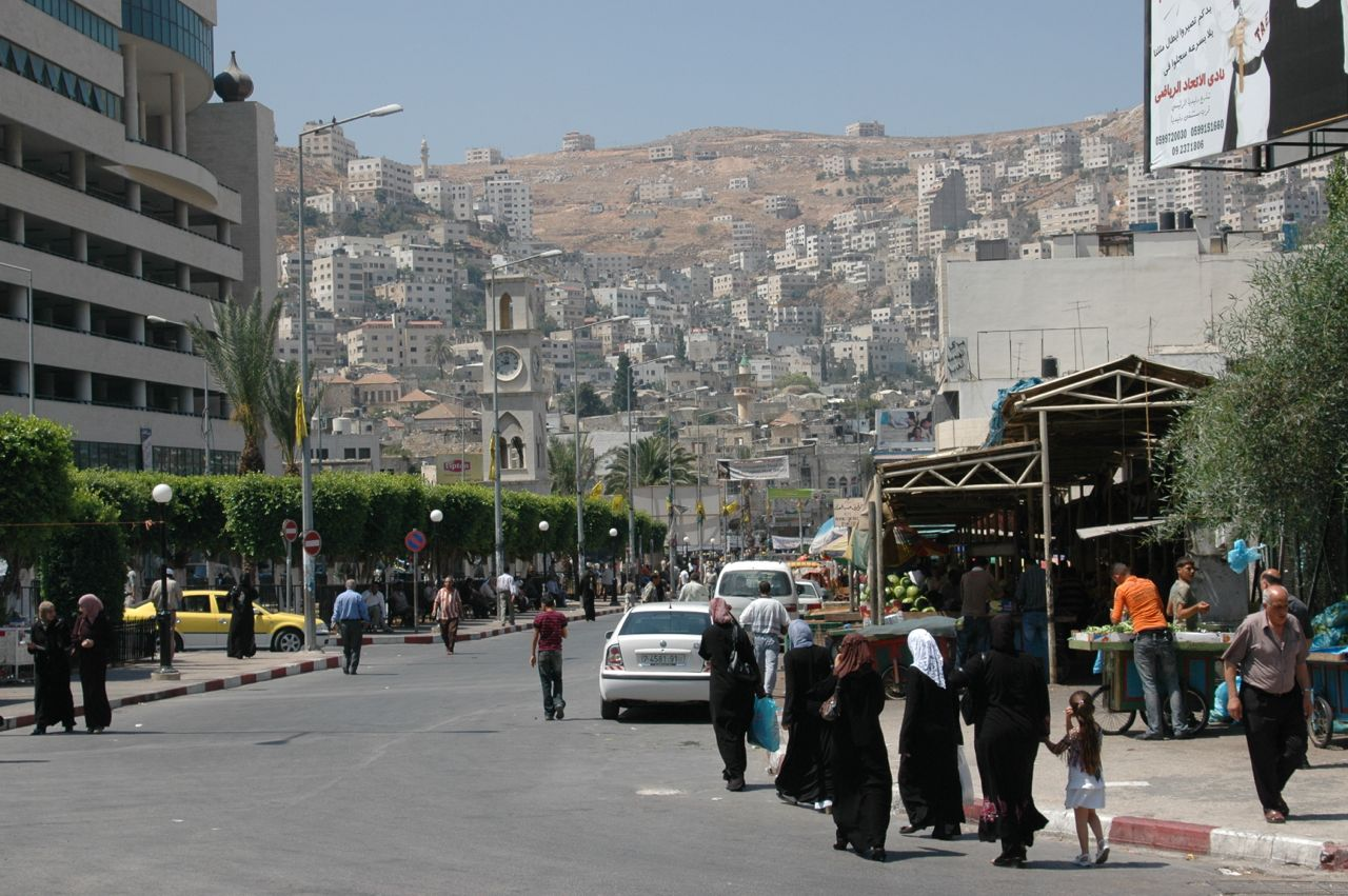 West Bank Story: Nablus | The Dusty Nomad